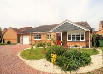 Thumbnail 3 bed detached bungalow for sale in Lady Meers Road, Cherry Willingham