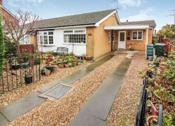 Thumbnail 3 bed semi-detached bungalow for sale in South Crescent, Skegness