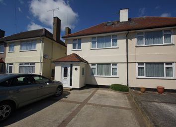 Thumbnail 3 bed semi-detached house for sale in Caulfield Road, Shoeburyness, Southend-On-Sea