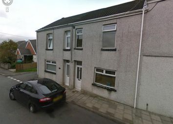 Thumbnail 3 bed terraced house for sale in Evans Street, Kenfig Hill, Bridgend