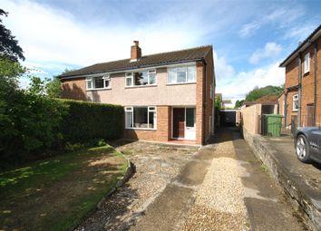 Thumbnail 3 bed semi-detached house for sale in Parklands Crescent, Bramhope, Leeds, West Yorkshire