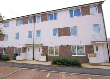 Thumbnail 4 bed town house for sale in Solebay Way, Gosport