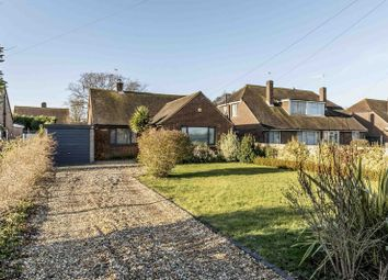 Thumbnail 3 bed detached bungalow for sale in Broad Road, Nutbourne, Chichester