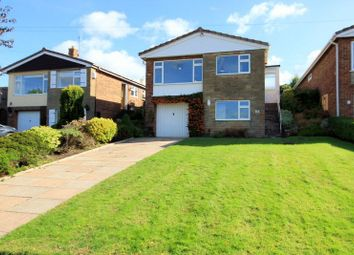 Thumbnail 3 bed detached house for sale in Theresa Close, Hanford, Stoke-On-Trent