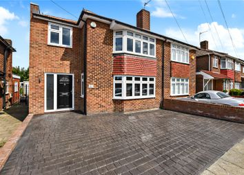 Thumbnail 4 bed semi-detached house for sale in Foresters Crescent, Bexleyheath, Kent