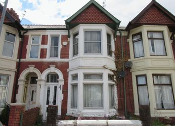 3 bed terraced house for sale in Summerfield Avenue, Heath, Cardiff CF14