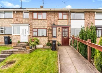 Thumbnail 3 bed terraced house for sale in Ascot Gardens, Wordsley, Stourbridge, West Midlands