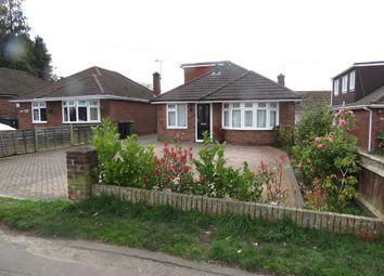 Thumbnail 3 bed detached bungalow for sale in Chapel Road, West End, Southampton