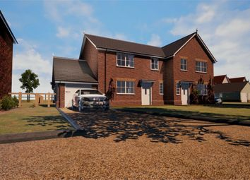 Thumbnail 3 bedroom semi-detached house for sale in Bucklesham Road, Foxhall, Ipswich, Suffolk