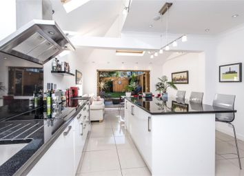 Thumbnail 4 bed terraced house for sale in Milton Road, Wimbledon, London