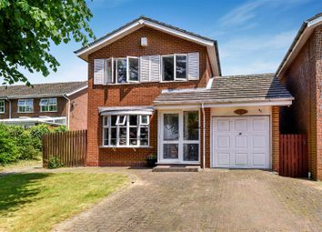 Thumbnail 3 bed detached house for sale in Windmill Drive, Croxley Green, Rickmansworth