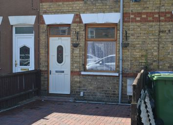 Thumbnail 3 bed terraced house to rent in Creek Road, March