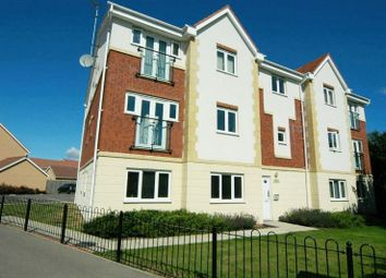 Thumbnail 1 bedroom flat for sale in Woodheys Park, Kingswood, Hull