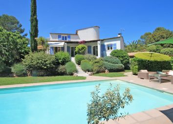 Thumbnail 4 bed property for sale in Valbonne, Alpes Maritimes, France