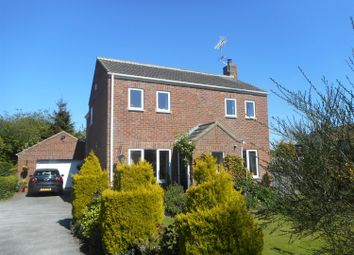 Thumbnail 4 bed detached house to rent in Washington Close, Littlethorpe, Ripon