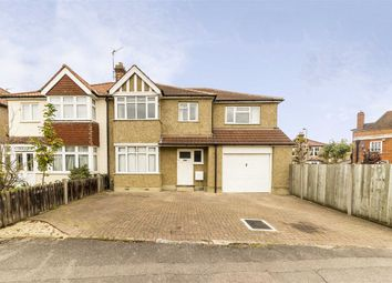 Thumbnail 5 bed semi-detached house for sale in Lingfield Avenue, Kingston Upon Thames