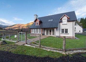 Thumbnail 4 bed detached house for sale in Balquhidder, Balquhidder, Lochearnhead, Scotland