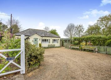 Thumbnail 3 bed detached bungalow for sale in Stirrup Street, Laxfield, Woodbridge