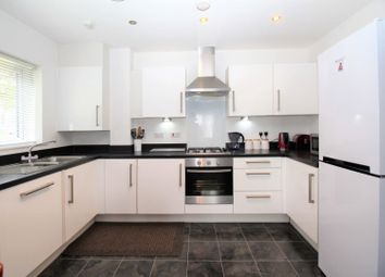 Thumbnail 2 bed flat for sale in Oaktree Gardens, London