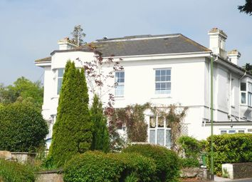 Thumbnail 1 bed flat for sale in Meadfoot Sea Road, Torquay