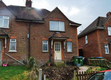 Thumbnail 3 bed semi-detached house for sale in Vine Road, Coxford, Southampton, Hampshire