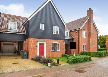 Thumbnail 3 bed link-detached house for sale in Liberator Close, Swanton Morley, Dereham