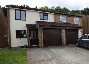 Thumbnail 3 bed semi-detached house to rent in King Henry V Drive, Monmouth