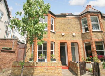 Thumbnail 3 bed end terrace house for sale in Evelyn Gardens, Kew, Richmond