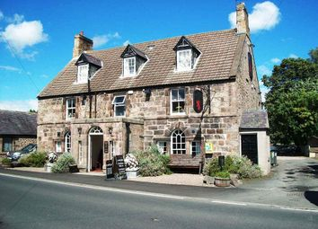 Thumbnail Hotel/guest house for sale in Main Road, Milfield, Wooler