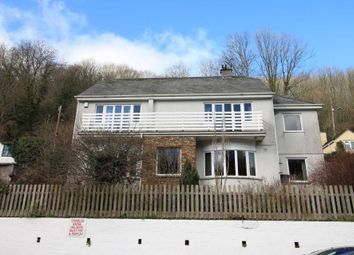 Thumbnail 4 bed detached house for sale in Longcoombe Lane, Polperro, Looe