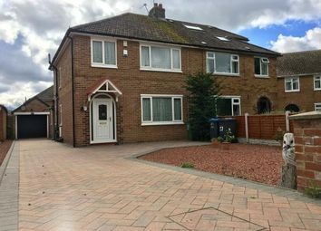 Thumbnail 3 bedroom semi-detached house for sale in Roseberry Avenue, Stokesley, North Yorkshire, England