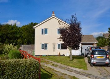 Thumbnail 4 bed detached house for sale in Orchard Close, St. Giles-On-The-Heath, Launceston