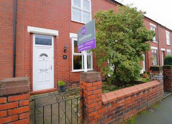 Thumbnail 2 bed terraced house for sale in Chester Street, Leigh, Greater Manchester.