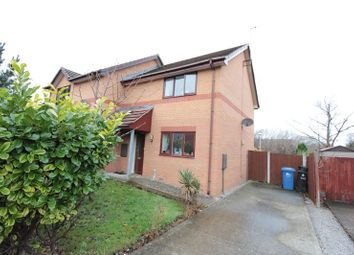 Thumbnail 2 bed semi-detached house for sale in Clos Bodnant, Prestatyn
