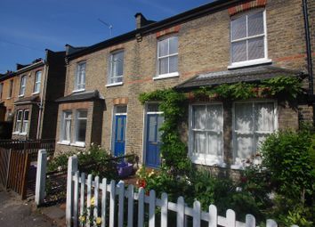 Thumbnail 2 bed end terrace house for sale in Nelson Road, London