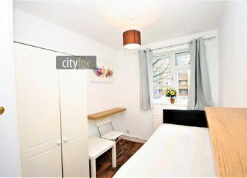 Thumbnail 1 bedroom flat to rent in Wyllen Close, Whitechapel