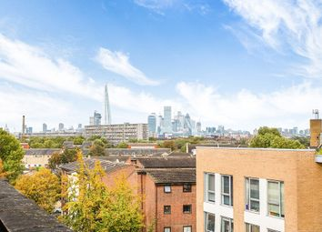 Thumbnail Flat for sale in Peckham Grove, London