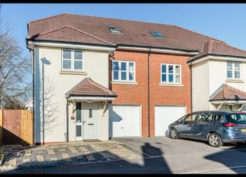 Thumbnail 4 bed semi-detached house for sale in Testwood Place, Totton