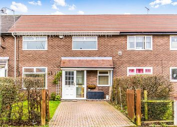 Thumbnail 3 bed terraced house for sale in Delamere Road, Handforth, Wilmslow