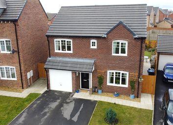 Holt Close, Middlesbrough TS5. 4 bed detached house for sale