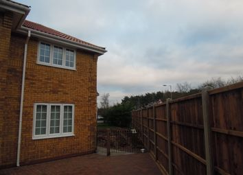 Thumbnail 1 bed end terrace house to rent in Manchester Close, Stevenage