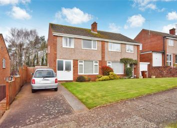 Thumbnail 3 bed semi-detached house for sale in Southbrook Road, Exeter, Devon