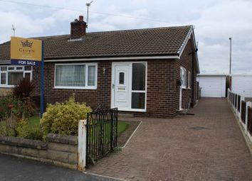 Thumbnail 2 bed semi-detached bungalow for sale in Ashbourne Drive, Pontefract