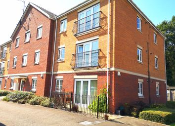 Thumbnail 2 bed flat for sale in Meadow View, Tyla Garw, Pontyclun
