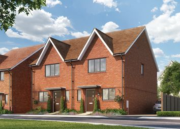 "Thumbnail 2 bed property for sale in ""The York"" at Biggs Lane, Arborfield, Reading"