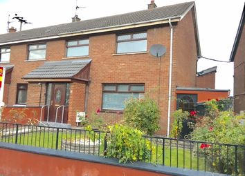 Thumbnail 4 bed terraced house for sale in Drumnamoe Avenue, Lurgan
