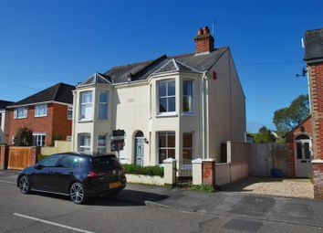 Thumbnail 2 bed semi-detached house to rent in Lymington, Hampshire