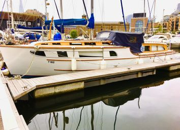 2 bed houseboat for sale in St Katharine Docks, London E1W