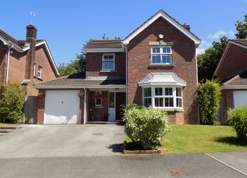 Thumbnail 4 bed detached house for sale in Dyffryn Woods, Neath, Neath Port Talbot.