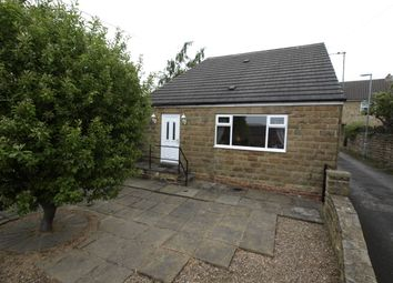 Thumbnail 1 bed detached bungalow for sale in Wentworth Road, Blacker Hill, Barnsley